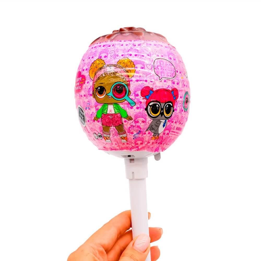 Чупа-чупс LOL Big Candy Surprise  - 4