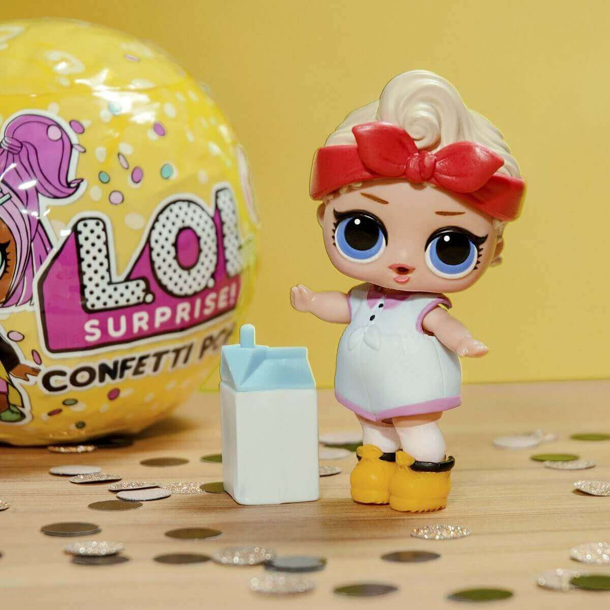 Кукла ЛОЛ Конфетти - 6
