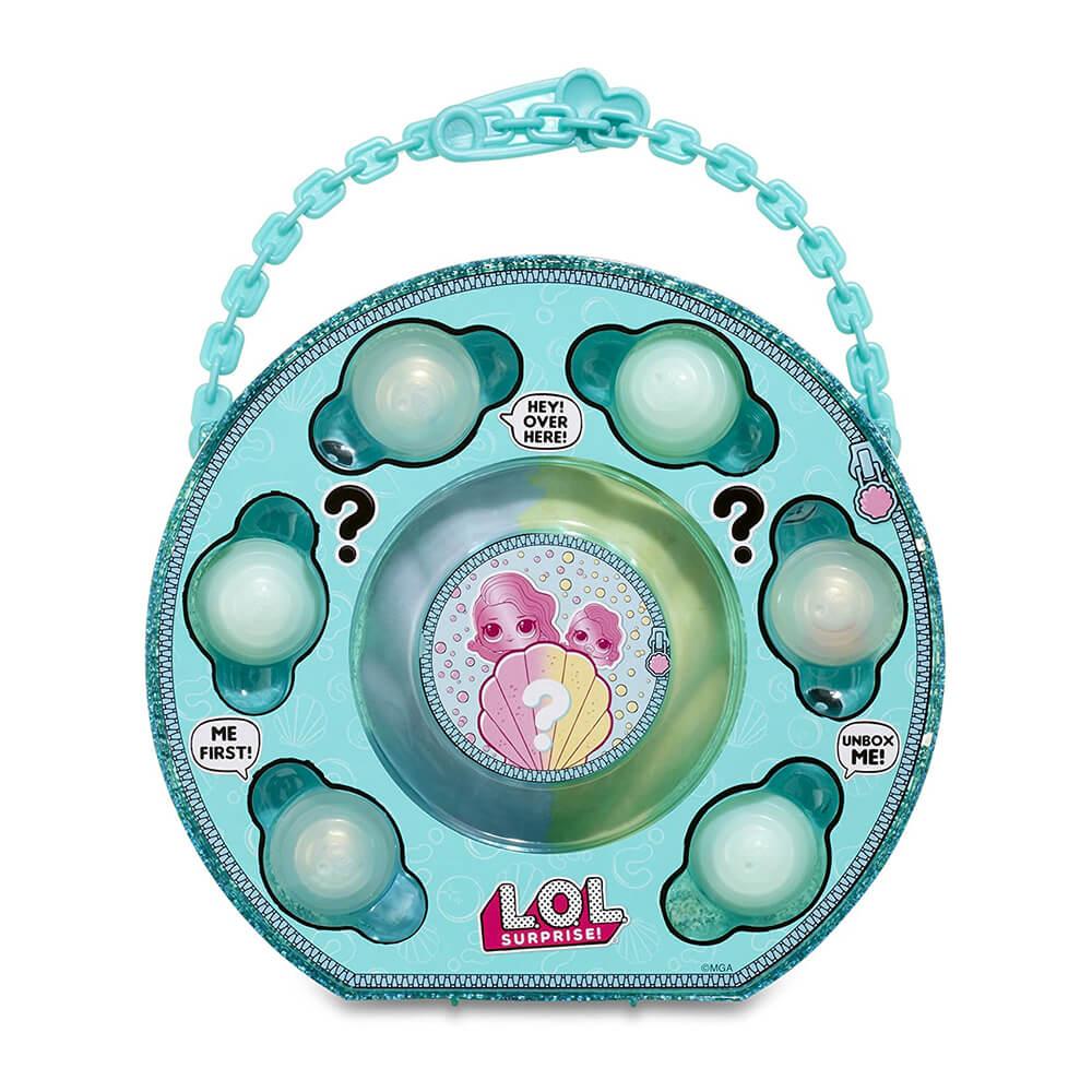 Кукла LOL Surprise Pearl (Лол-сюрприз Жемчужина) (бирюзовый шар) - 2